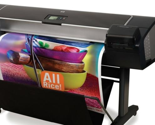 digitální velkoformátový tisk