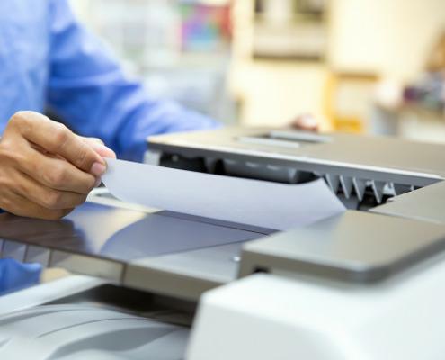 vazby sešívání dokumentů