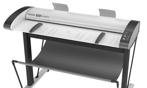 Velkoformátový scaner velkoformátové skenování a tisk